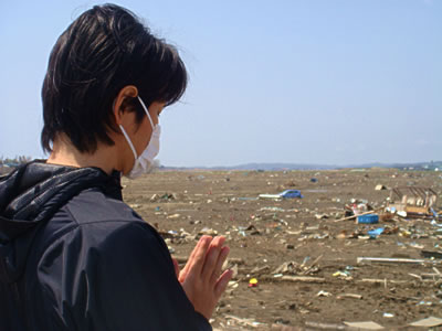 東日本大震災について想う