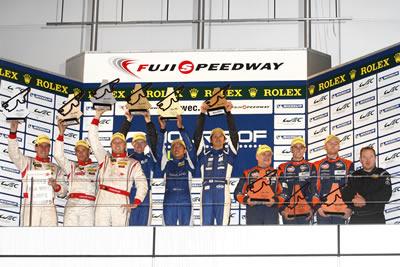 2012 FIA世界耐久選手権 第7戦富士6時間耐久レース