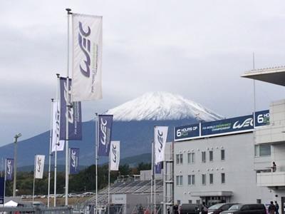 富士にて想ふ