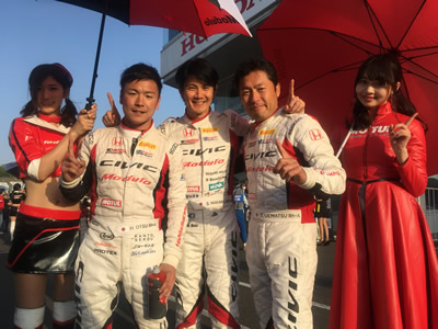 スーパー耐久シリーズ2018 第2戦 菅生