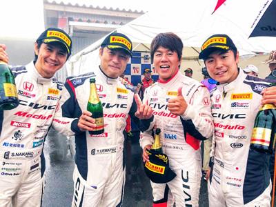 スーパー耐久シリーズ2019 第4戦 オートポリス